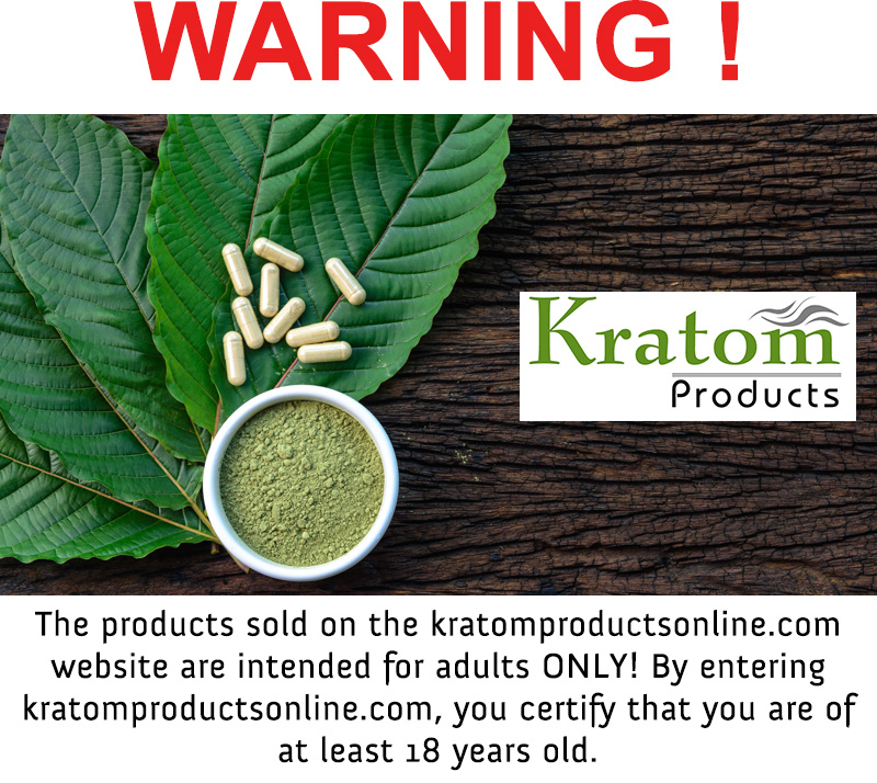 Kratom Products Online